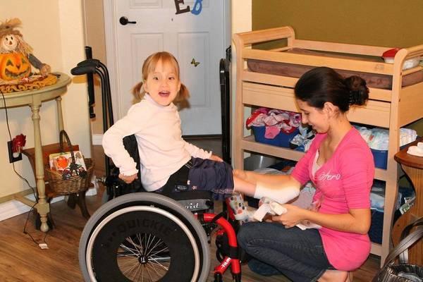 Credit Helping Restore Ability Regan And Caregiver Madaleine